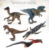 Kids Dinosaur Toys 5 Pack Realistic Big Plastic Dinosaur Figures Playset