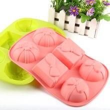 Pudełko kształt ciasto formy silikonowe kubki papierowe ciasto produkcja formy D749