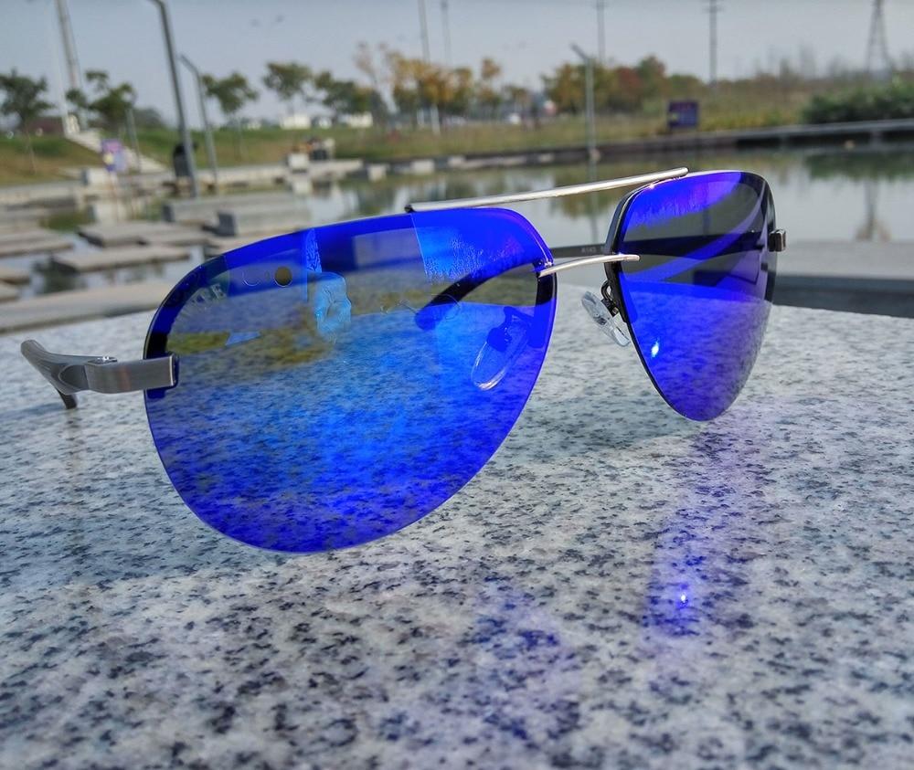 LVVKEE Μάρκα Αλουμινίου γυαλιά ή - Αξεσουάρ ένδυσης - Φωτογραφία 3