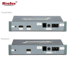 HSV900 Power Line HDMI Extender Using H.264 Encode Protocol Support Full HD 1080P High Quality Image 300m Transmission