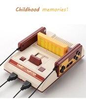 RS-35 COOLBOY TV Game Console nes Clássico jogo de 8 bits construído em 232 jogos para a geração após 80 s livre grátis