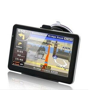 Image 3 - Auto Bluetooth Video MP3 Spielen Gebaut in Empfindliche Antenne GPS Navigator System FM Sender Rechner Kalender Einheit Konverter