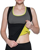 Free Shipping Body Shaper Slimming Sauna Vest For Women Hot Sweat Neoprene Weight Loss Workout Tank