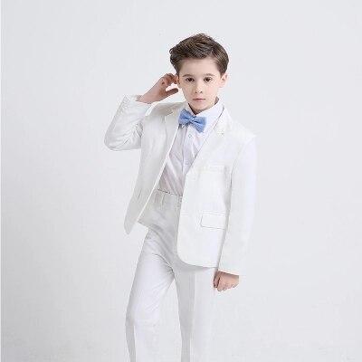fb6080907 8 cm diseñador hombres corbata Formal Set azul bordado flores lujo Gravata  con bolsillo cuadrado