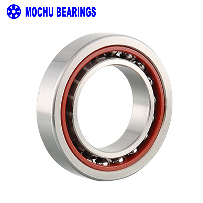 1pcs 71800 71800CD P4 7800 10X19X5 MOCHU Thin-walled Miniature Angular Contact Bearings Speed Spindle Bearings CNC ABEC-7 1pcs 71932 71932cd p4 7932 160x220x28 mochu thin walled miniature angular contact bearings speed spindle bearings cnc abec 7