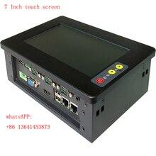 """Lingjiang 7 """"komputer/tablet przemysłowy z win XP systemu linux"""