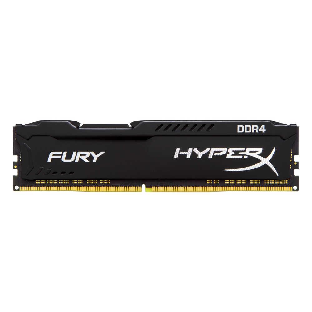 キングストン HyperX DDR4 4 グラム 8 グラム 2133MHz 2400MHz 2666mhz 8 ギガバイト 16 ギガバイト 16 グラム = 2 個の X 8 グラム 4 ギガバイト 8 ギガバイト 1.2V PC4-21300 288pin デスクトップメモリ ram