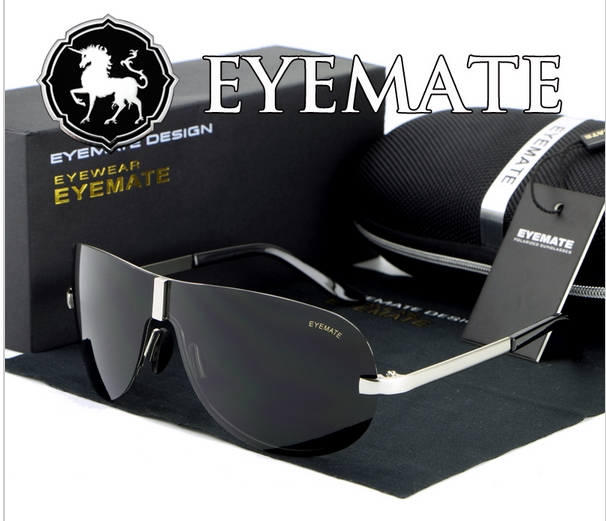 399a378c714ffb EYEMATE 2016 Best Men Sunglasses High Quality Polarized Brand Driving  Sunglasses UV 400 Fashion Sports Eyewear with Original Box