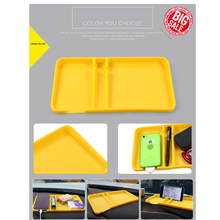 Hot sell Silicone Skin Car Mat Non-Slip Mat Pad Holder Anti-Slip Car Anti Slip Mat Car Styling Accessories suit all car