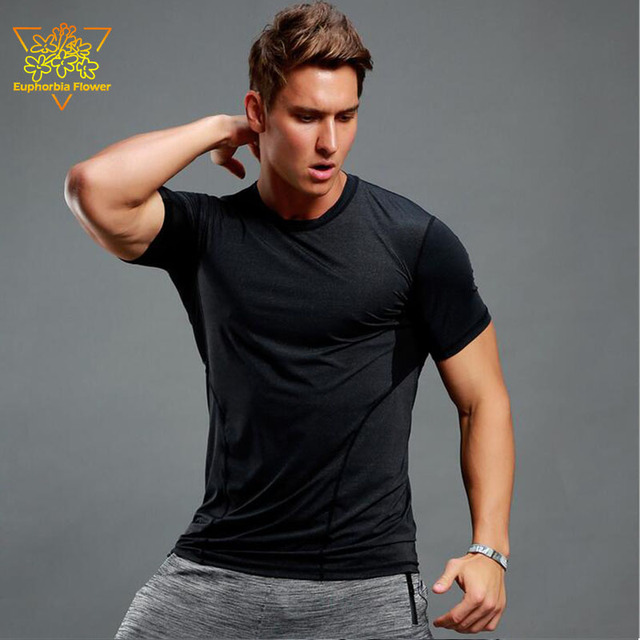 4ef81b887f US $21.99 |JSPX12023 Men's Training Shirt Mesh Panel Reflected Quick dry  Fitness Running Sportstwear Loose Style Top Sports Gym Clothes 4XL-in ...