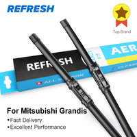 Wiper Blades For Mitsubishi Grandis 2004 2010 28 22 R Fit Heavy Duty Hook Arm And