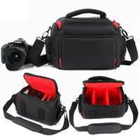 Cámara DSLR mochila Foto bolsa para Canon EOS 750D 1300D 1200D 6D 60D 5D Mark ii iii IV 80D 800D 77D 200D 700D 1100D T6 T6i