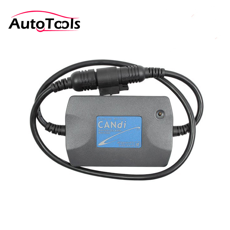 Top Quality CANDI Interface module for G M auto car diagnostic tool connector adaptor