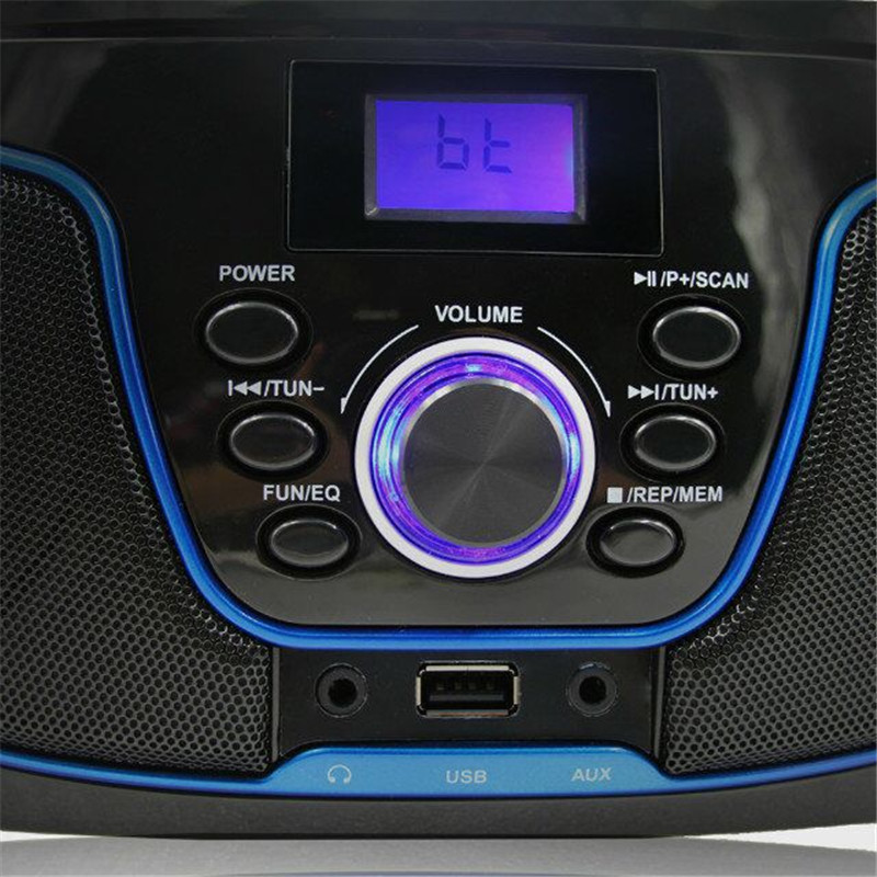 Bluetooth AUX BigBoz.Biz CD 8