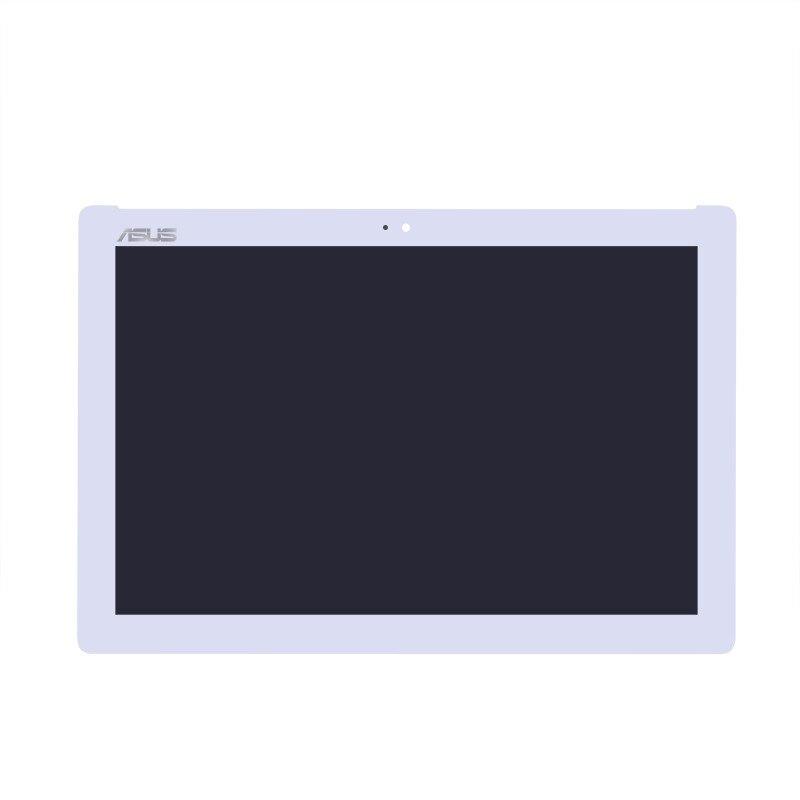 Réparation d'assemblée d'écran tactile d'affichage à cristaux liquides noir/blanc d'écran d'asus pour ASUS Zenpad 10 Z300M Z301M Z301ML Z301MF Z301MFL - 3