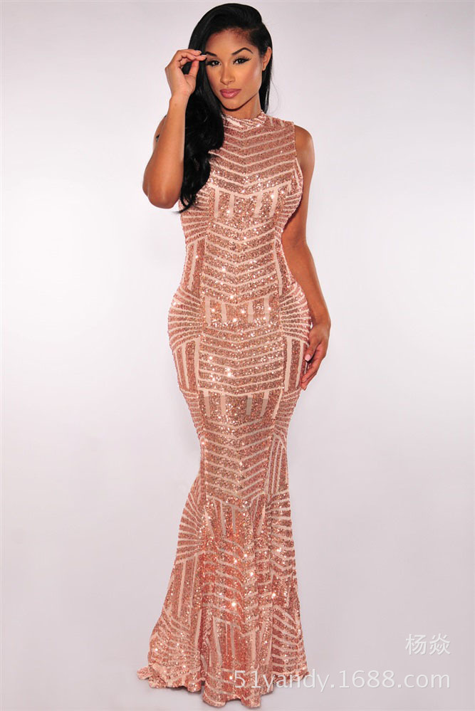 25af24e94ad3 New African Sexy Backless Mermaid Dresses for Women Vestidos Clothing  Dashiki African Wax Print Splice Dresses Clothes WY2278-in Africa Clothing  from ...