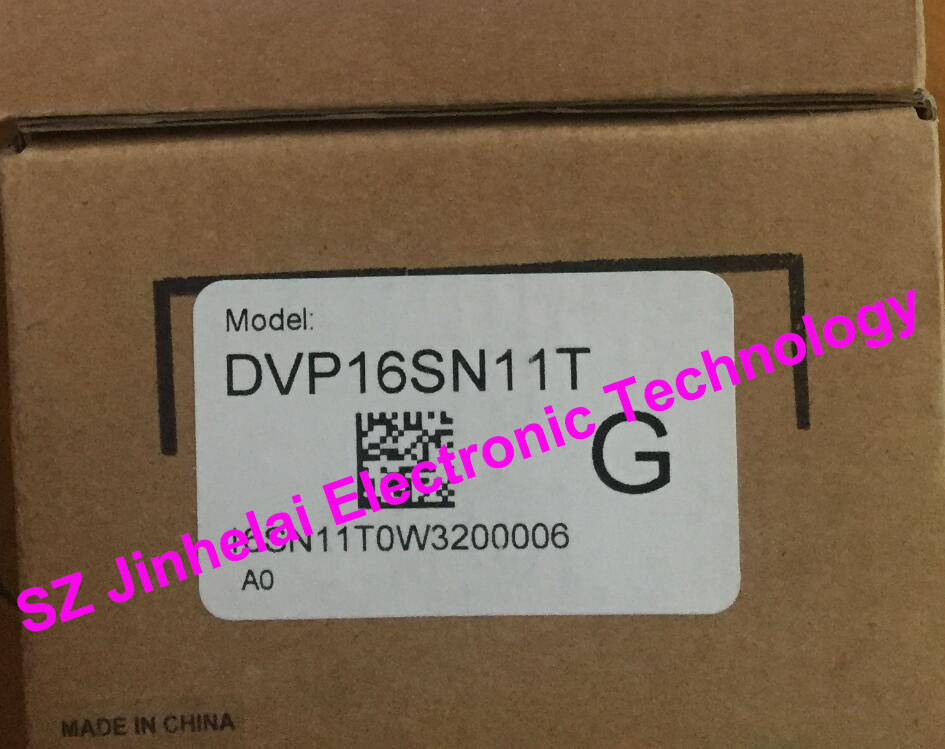 Nouveau et original module dextension DELTA DVP16SN11T, sortie 16 pointsNouveau et original module dextension DELTA DVP16SN11T, sortie 16 points