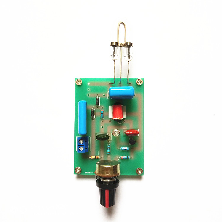 High-speed Stroboscope Test Electronic Module, 220VAC Voltage, Frequency 1 Second 3-20HZ, 6-30WS.