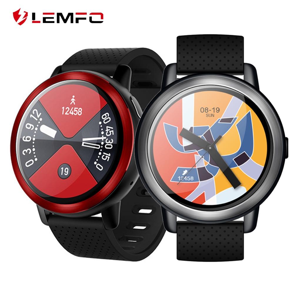 LEMFO LEM8 4G Smart Watch Android 7 1 1 2GB 16GB Watch Phone With SIM GPS
