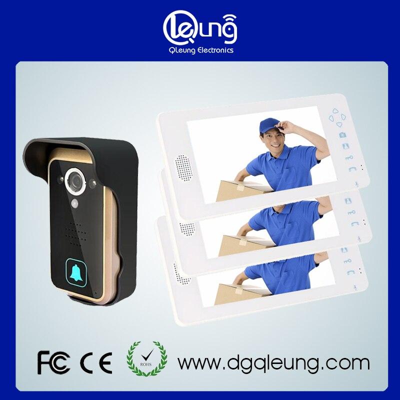 Smart home 7 inch indoor monitor video door phone smart home продукты