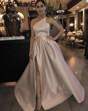 Xingpulaner элегантное платье для выпускного вечера 2019 a силуэт