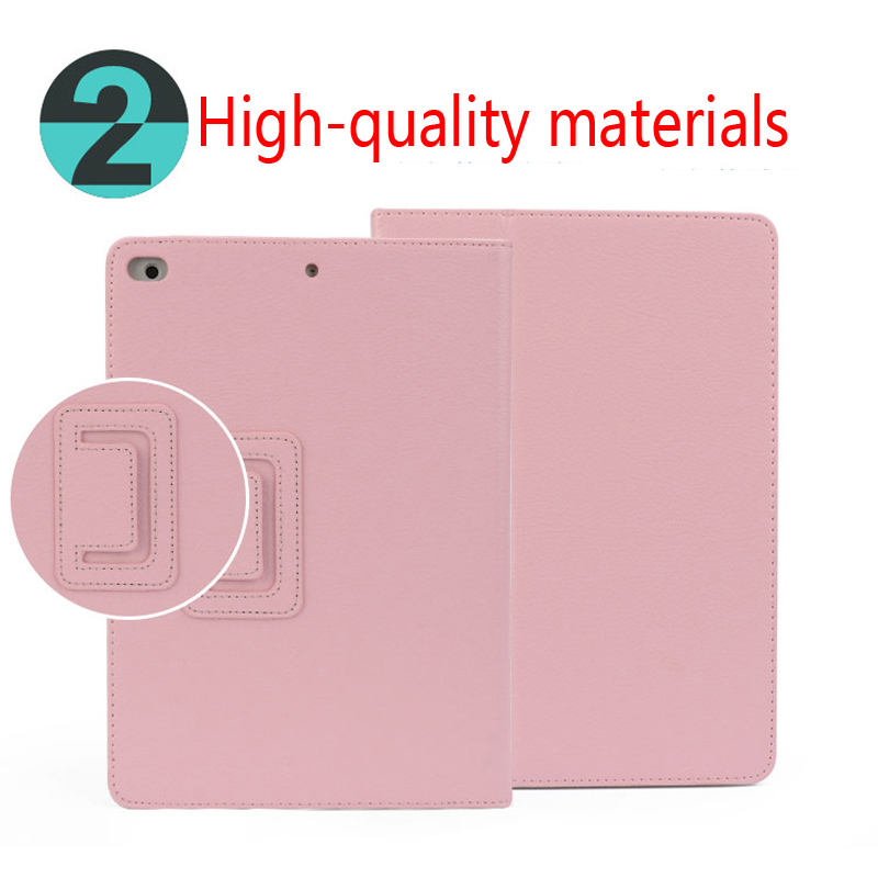 "Case For iPad Air 10.5"" 2019 Smart Stand Auto Sleep / Wake UP Style For iPad Air 3rd Retina Retro Flip Flexible Stand Slim Cover"