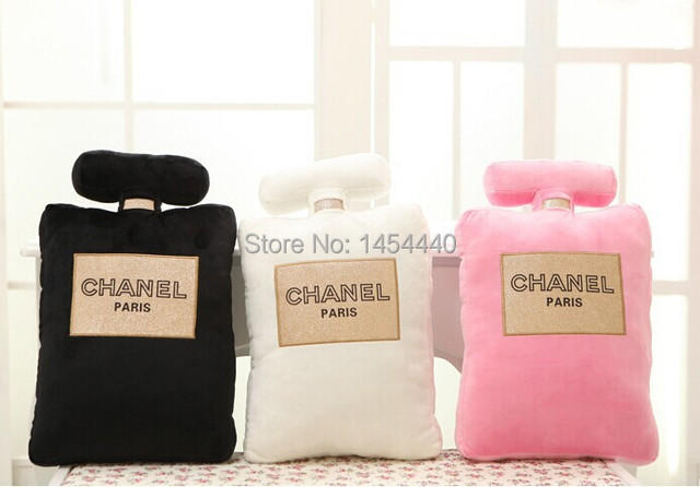 chanel pillow coco chanel pillow decorative cushion cover accessories accent throw pillow s100. Black Bedroom Furniture Sets. Home Design Ideas