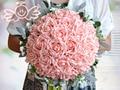 2016 Цветок Невесты Букет Де Mariage Искусственные Свадебные Букеты Для Невест Аксессуары Ручной Работы Вырос Букеты Рамос Де Novia