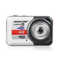 HD ультра Портативный 1280*1024 мини Камера X6 видео Регистраторы цифровой небольшой Cam