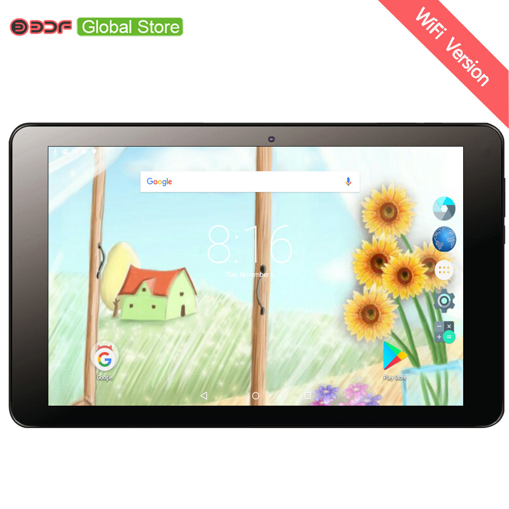 10 inch tablet pc android 7 0 tablette Quad Core 1GB RAM 32GB ROM IPS LCD