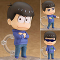 "Free Shipping Cute 4"" Nendoroid Mr. Osomatsu Matsuno Karamatsu Boxed 10cm PVC Action Figure Colletion Model Doll Toy Gift #624"