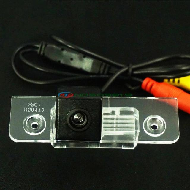 Draht drahtlos CCD Reverse rückfahrkamera für Skoda octavia ...