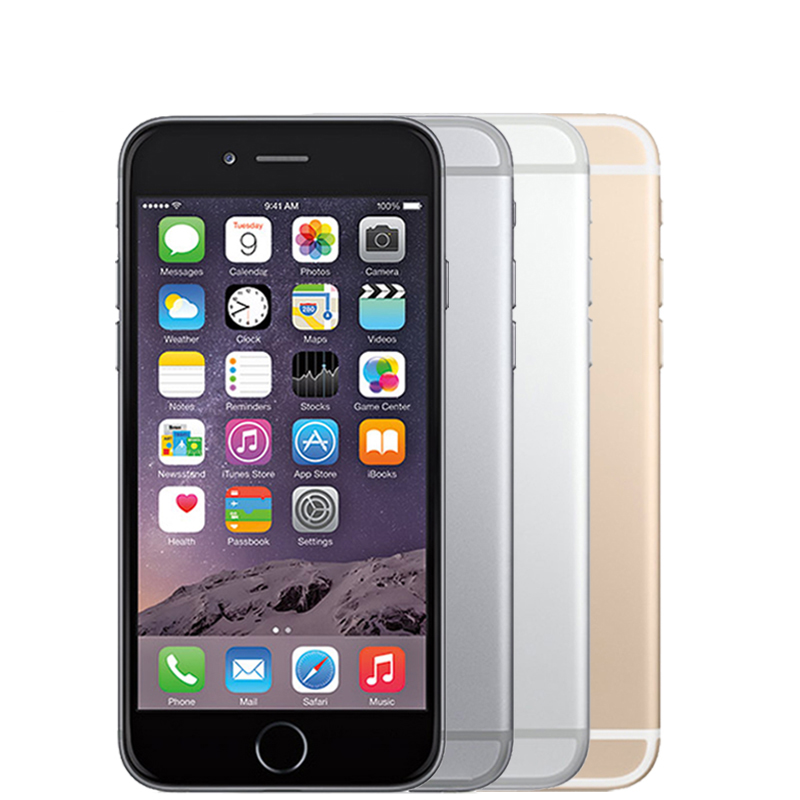 Unlocked Apple iPhone 6 Plus Cell Phones 1GB RAM 16 64GB ROM 5 5 IPS GSM