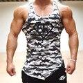 Братья gymshark летом Новый мужской жилет и фитнес-беговая дорожка 2016 Бренд Одежды Бодибилдинг мужская