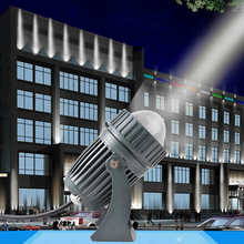 led floodlight outdoor Waterproof IP65 Outdoor led spotlight 10W Led Spot Light Outdoor lighting Narrow Angle High Power ZFG0004
