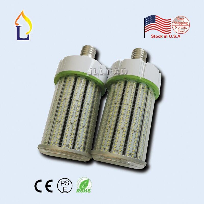 (5 pcs/lot) lampe de maïs 60 W 416 leds/led ampoule led ampoule de maïs SMD2835 lumière de maïs E39 base ampoule économiseuse d'énergie