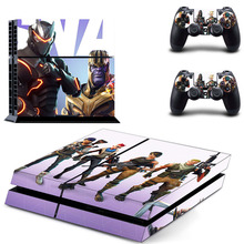 PS4 Pores and skin Sticker Decal for Sony PlayStation four Console and a pair of Controller Pores and skin PS4 Sticker Vinyl – Fortnite