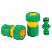 "1/2"" Water Hose Quick Connector Garden Tap Joiner Joint"