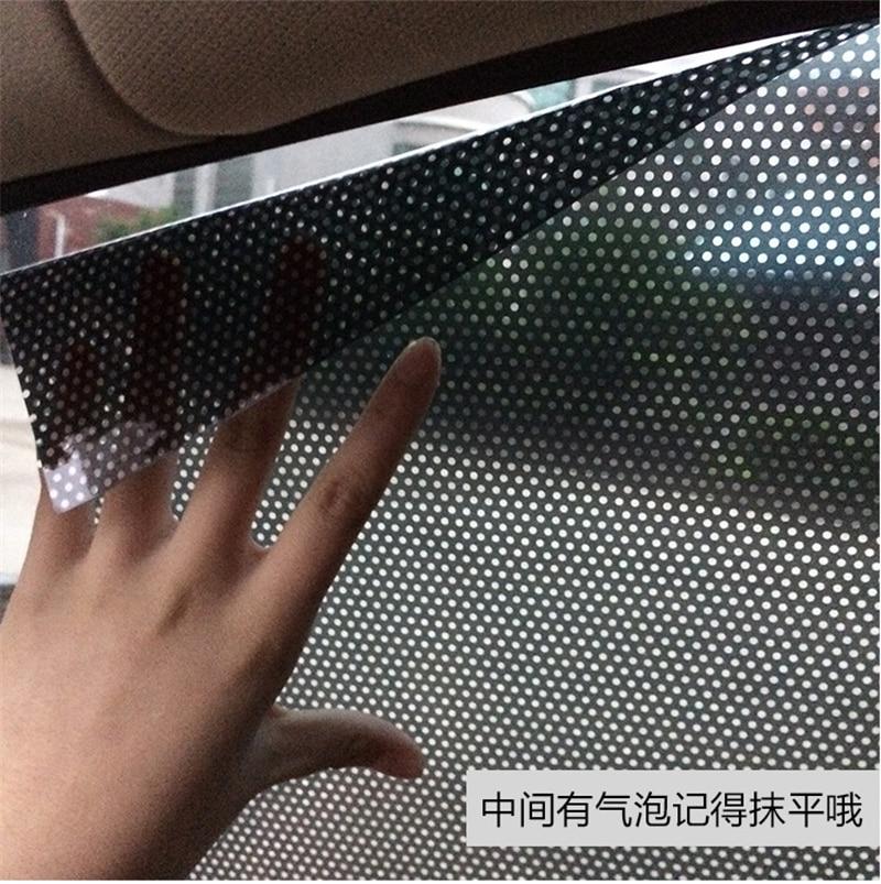 Car auto accessories curtain windshield sticker sun shade sticker uv protection car side window film 38cm42cm 4pcs per set on aliexpress com alibaba