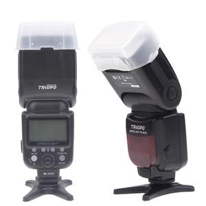 Image 5 - TRIOPO TR 960 II Flash Speedlite Speed Light Manual Zoom Speedlite Flash Light for Nikon Canon Pentax SLR Camera Flash Speedlite