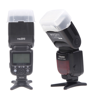 Image 5 - TRIOPO TR 960 II Flash Speedlite Speed Light Zoom Manual Speedlite Flash Light para Nikon Canon Pentax SLR Camera Flash Speedlite