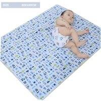 2016 Limited Sale 0 3 Months Medium Diaper Newborn Baby Changing Pads Waterproof Mat Mattress Breathable