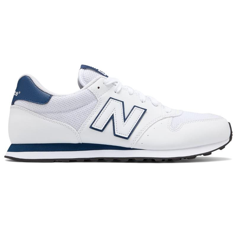 NEW BALANCE Mens Unisex GM500 WMT, Free And Time Sportwear, White