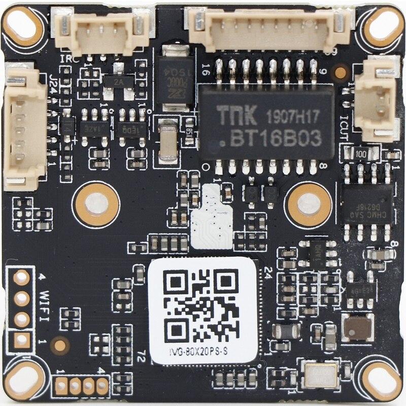"""HD 1//2.7/"""" 2.0mp CCTV IP Camera Module 2mp 1080P PCB Main Board Hisilicon Hi3518E"""