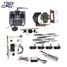 JMT DIY FPV Drone Quadcopter 4 axle Aircraft Kit 450 Frame PXI PX4 Flight Controller 920KV
