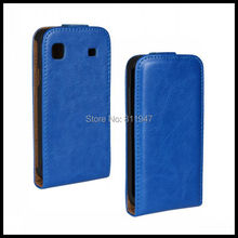 For Samsung Galaxy S Plus i9001 i9000 Flip Leather Case Magnetic Pouch Cover