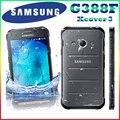 "100% original samsung galaxy xcover 3 g388f g388 android 4g lte ram 1.5 gb rom 8 gb quad core 5.0mp 4.5 ""Teléfono Inteligente de pantalla"