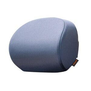 Image 3 - Roidmi cojín para reposacabezas de coche 60D, algodón con sensación de memoria, Lumbar lavable para oficina y coche, envío rápido
