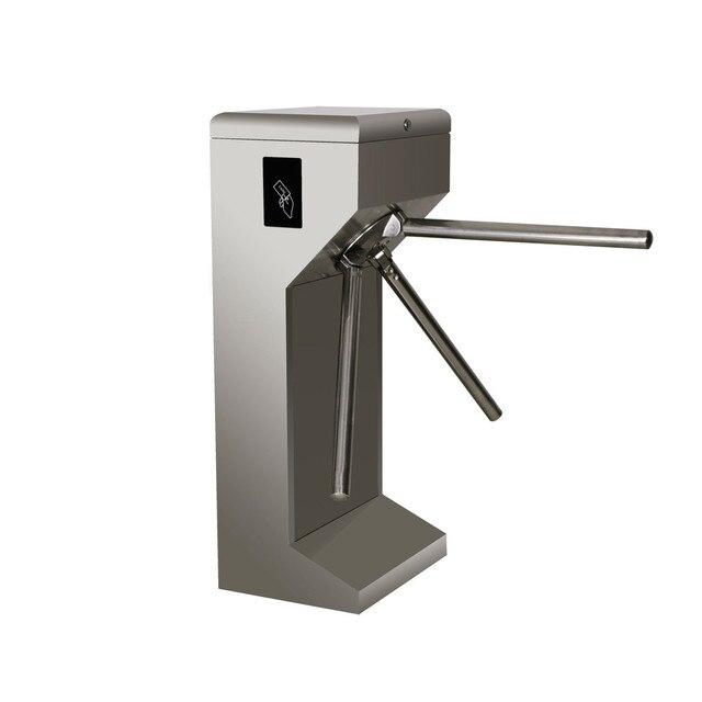 Gate Barrier System 304 Stainless Steel Tripod Turnstile