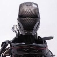 Новый Гольф клуб драйвер шлем протектор охватывает Железный человек углеродное волокно клубов Обложки Бесплатная доставка